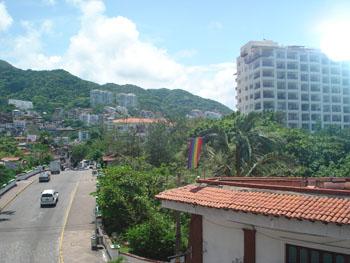 Cafe Roma Condo Rental Downtown Puerto Vallarta Mexico